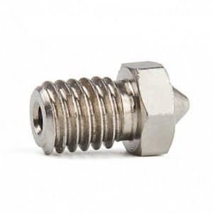 E3D V6 compatible stainless steel nozzle (2pcs per set)