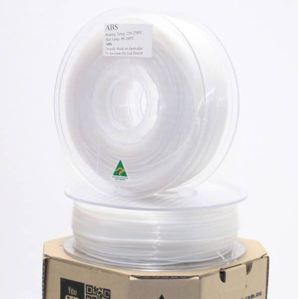 Aurarum ABS 3D Printer Filament - Natural 1.75mm 1Kg