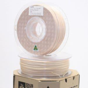 Aurarum ABS 3D Printer Filament – Beige 1.75mm 1Kg