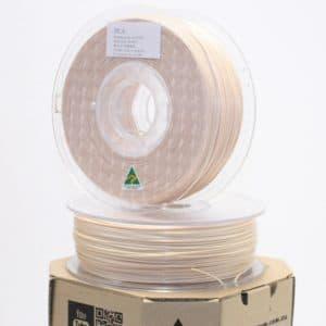 Aurarum PLA 3D Printer Filament – Beige 1.75mm 1Kg