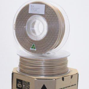 Aurarum PLA 3D Printer Filament – Gold 1.75mm 1Kg