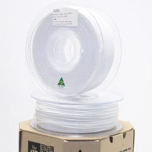 Aurarum PET 3D Printer Filament – White 1.75mm 1Kg
