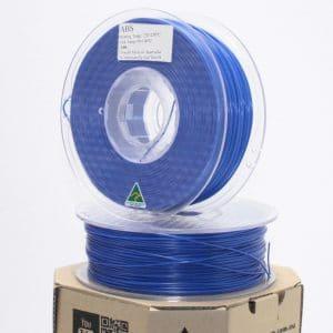 Aurarum ABS 3D Printer Filament – Denim Blue 1.75mm 1Kg