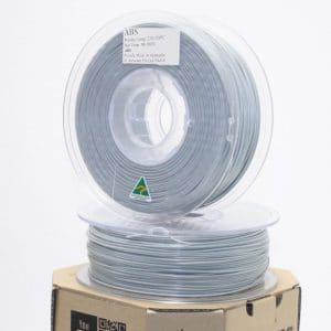 Aurarum ABS 3D Printer Filament – Grey 1.75mm 1Kg