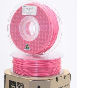 Aurarum ABS 3D Printer Filament – Pink 1.75mm 1Kg