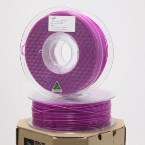 Aurarum ABS 3D Printer Filament – Purple 1.75mm 1Kg