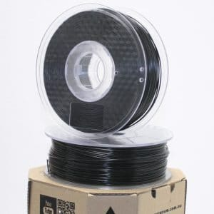 Aurarum PLA 3D Printer Filament – Black 1.75mm 1Kg