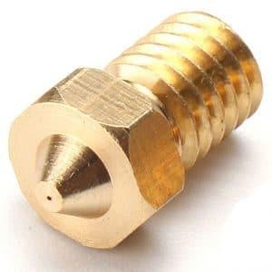 E3D V6 compatible nozzle (2pcs per set)
