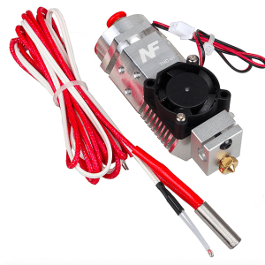 3 in 1 out Multi-color hotend