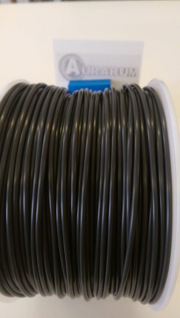 Aurarum ABS 3D Printer Filament - Charcoal 2.85mm 1Kg