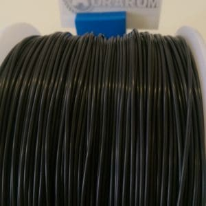 Aurarum ABS 3D Printer Filament – Charcoal 1.75mm 1Kg