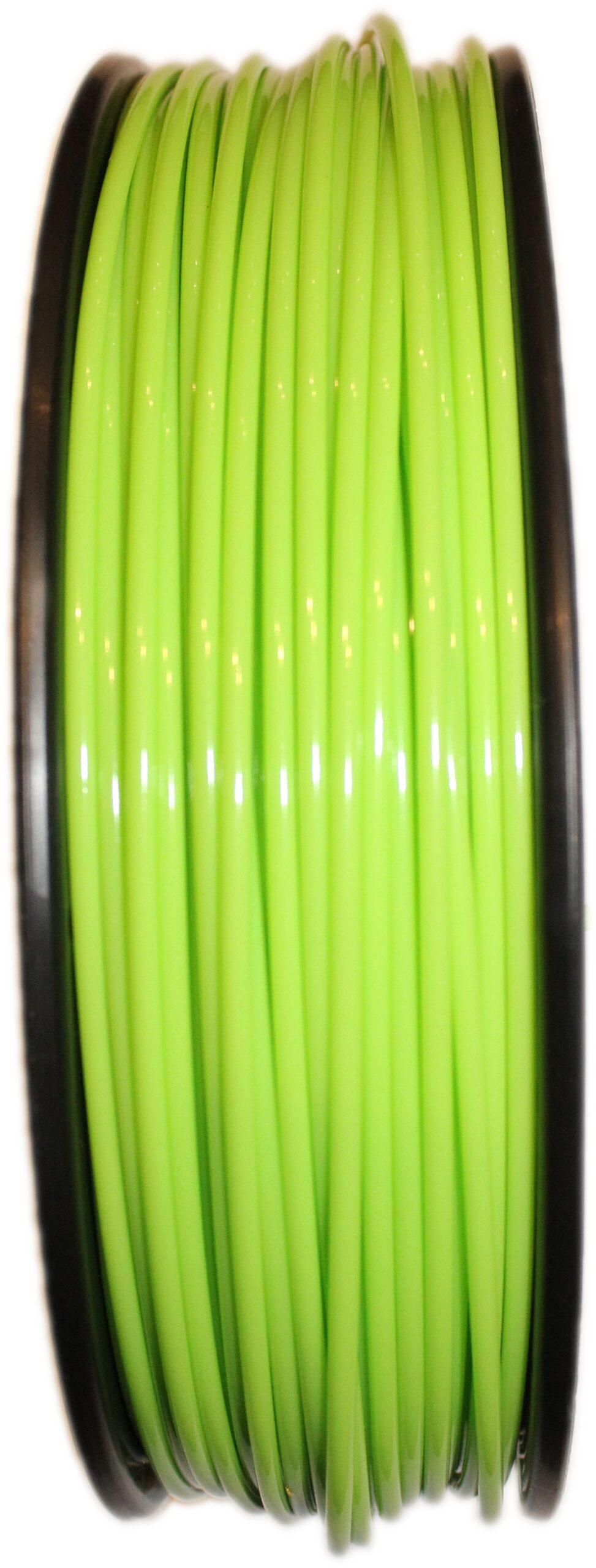 Aurarum PLA 3D Printer Filament - Lime Green 2.85mm 1Kg