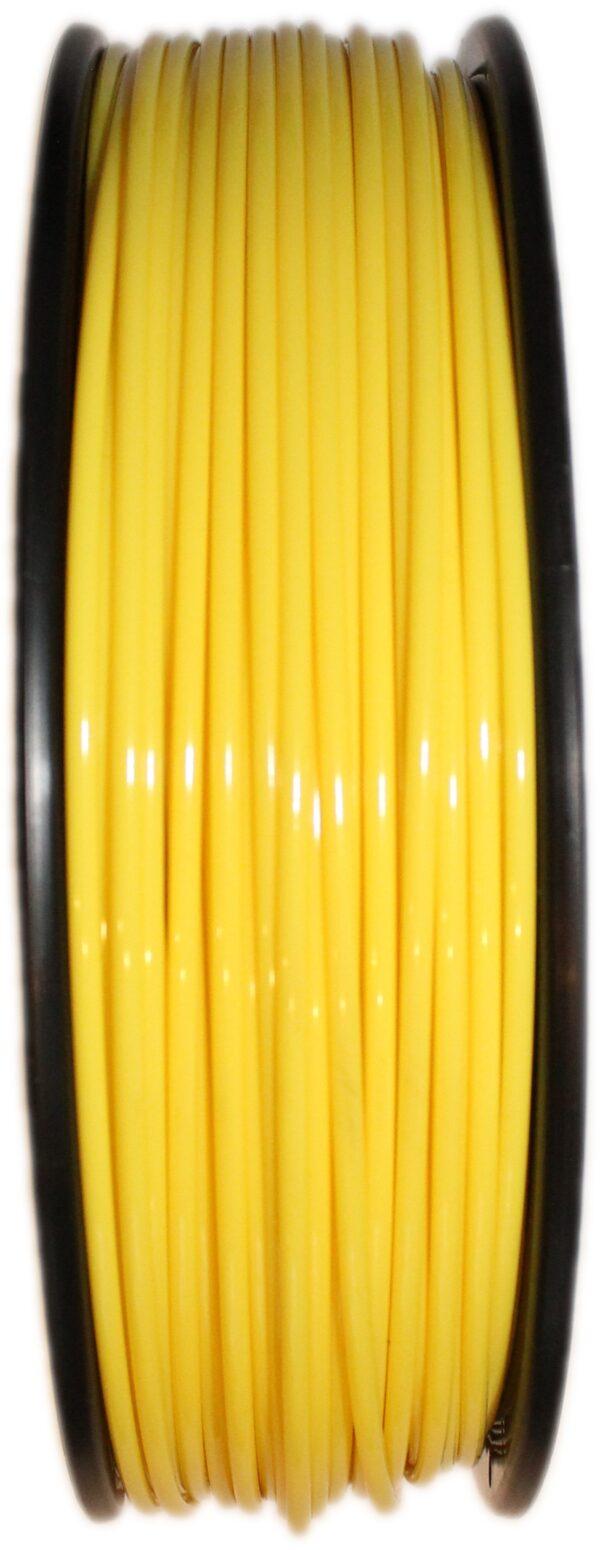 Aurarum PLA 3D Printer Filament - Yellow 2.85mm 1Kg