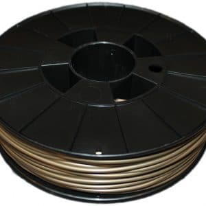 Aurarum PLA 3D Printer Filament – Gold 2.85mm 1Kg