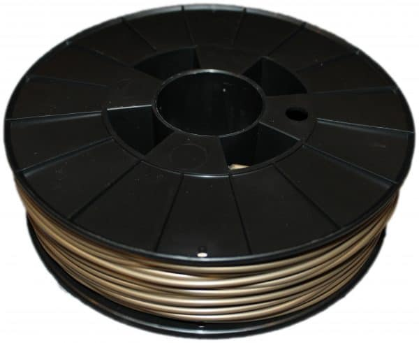 Aurarum PLA 3D Printer Filament - Gold 2.85mm 1Kg
