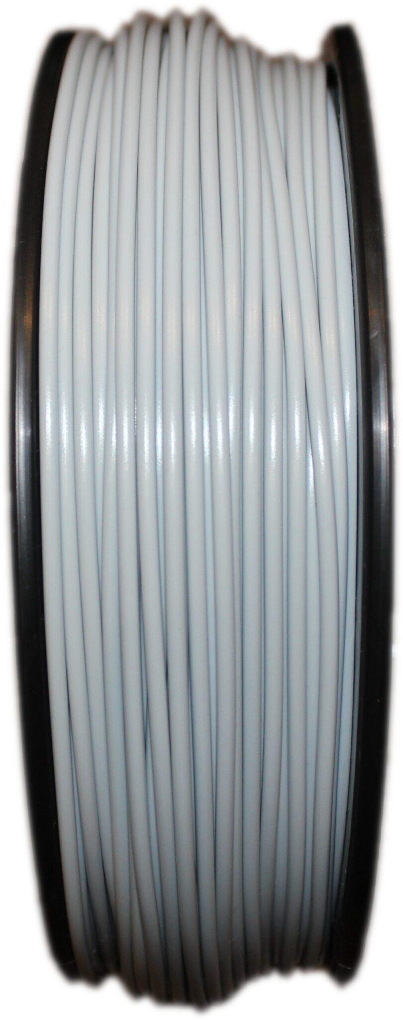 Aurarum PLA 3D Printer Filament - Grey 2.85mm 1Kg