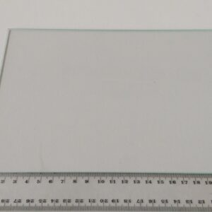 Borosilicate glass for Flashforge Dreamer, Pro and Creator