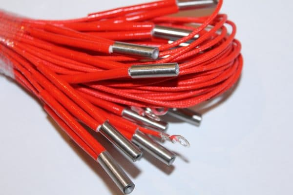 3pcs 24V 40W Ceramic Heater Cartridge for RepRap Mendel Prusa Rostock 3D Printer