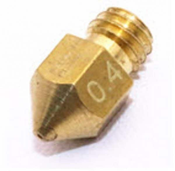 0.4 mm Stainless steel mk7 mk8 nozzle