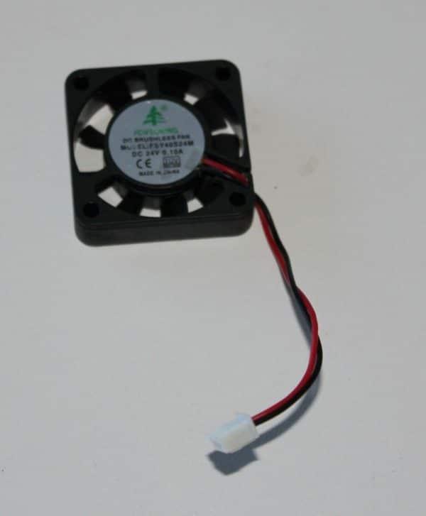 Sleeved Fan 40mm 24V