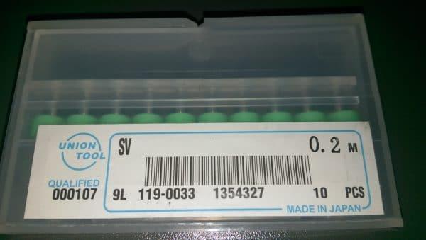 3d Printer Nozzle Drill Bit Cleaning Kit 0.2