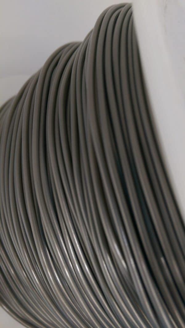 Aurarum PLA 3D Printer Filament - Titanium 1.75mm 1Kg