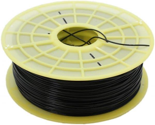 Aurarum PETG 3D Printer Filament - Black 2.85mm 1Kg