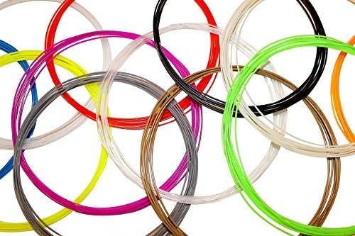 Aurarum PLA 3D Printer Filament - Filament - Sample