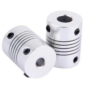 Motor coupler 5mm to 8mm 2pcs