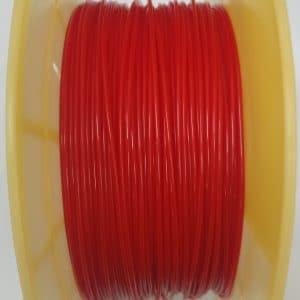 Aurarum TPU 3D Printer Filament – Flexible Rubber Red 1.75mm 1Kg