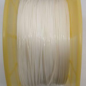 Aurarum TPU 3D Printer Filament – Flexible White 1.75mm 1Kg
