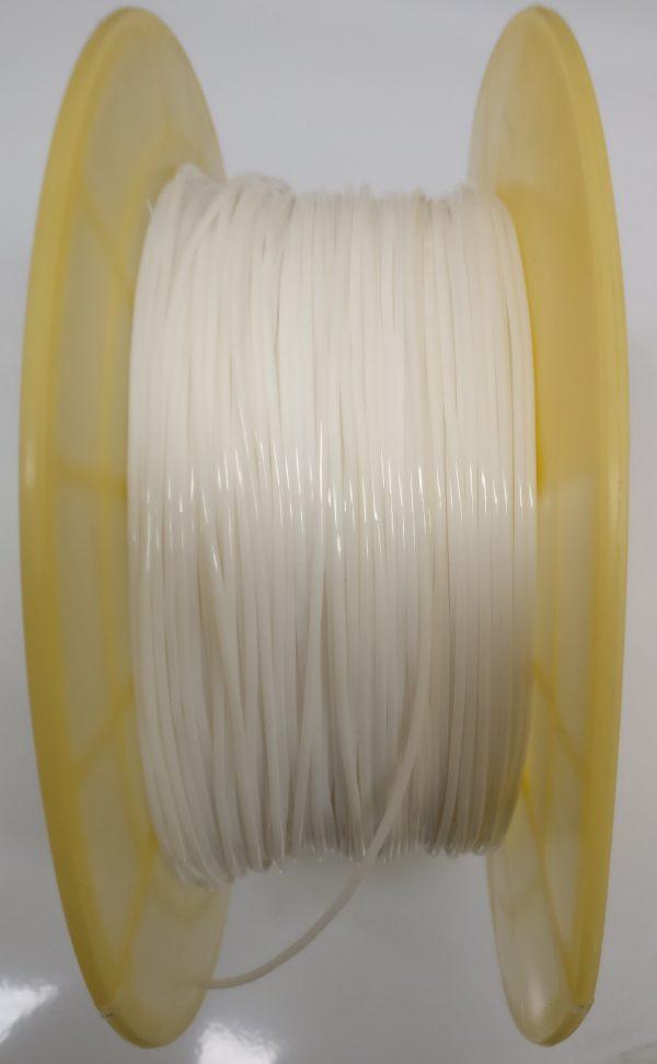 Aurarum TPU 3D Printer Filament - Flexible White 1.75mm 1Kg