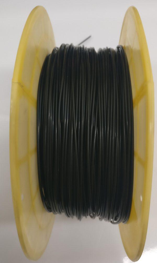 Aurarum TPE 3D Printer Filament - Flexible Rubber Black 1.75mm 1Kg
