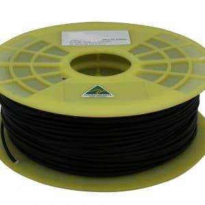 Aurarum PLA 3D Printer Filament – Carbon Fibre 3D Filament – 1.75mm 1Kg