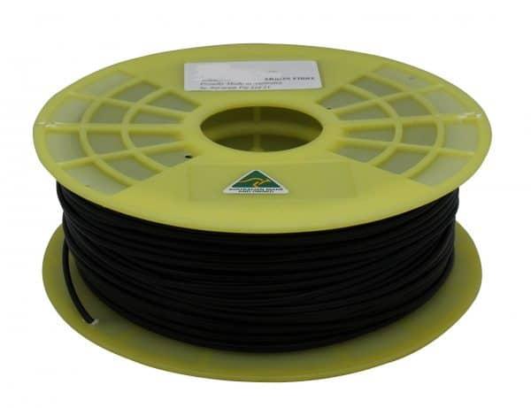 Aurarum PLA 3D Printer Filament - Carbon Fibre 2.85 mm 1Kg
