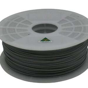 Aurarum PLA 3D Printer Filament – Silver 2.85mm 1Kg