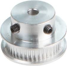 GT2 belt 40T 5mm shaft pulley for 3D printer