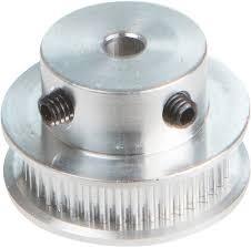 GT2 belt 36T 8mm shaft pulley for 3D printer