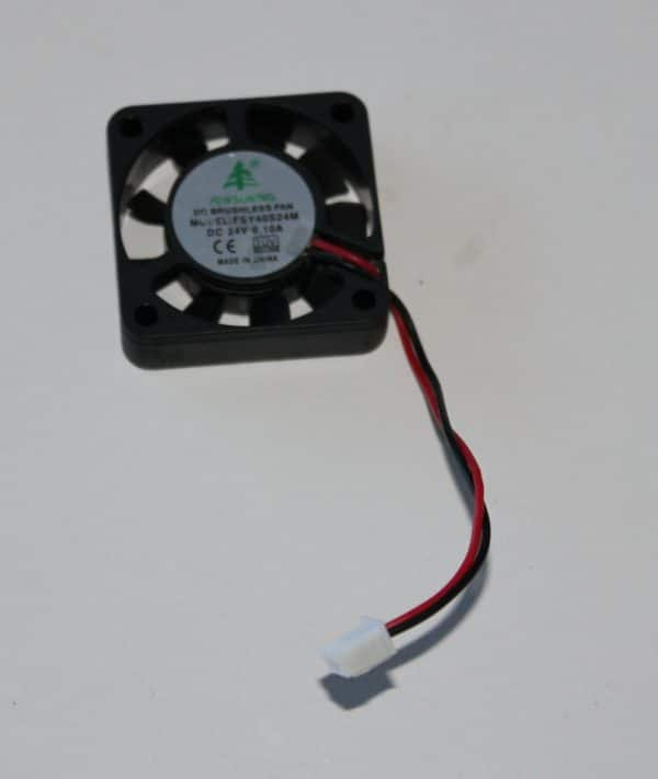 30mm 12V fan