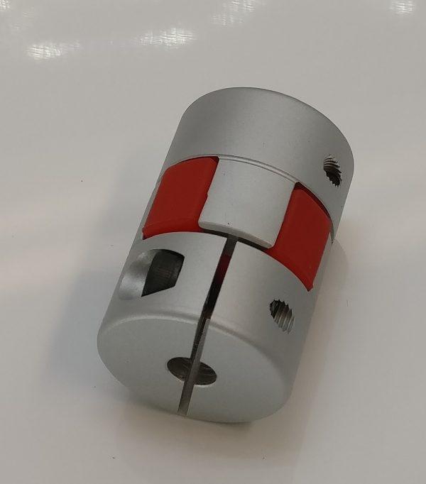 Spider Motor coupler 6.35mm to 12mm