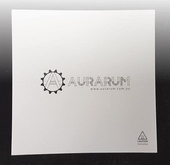 Aurarum Build Surface 400x400 mm