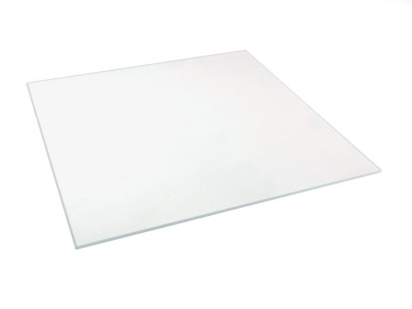 Borosilicate glass  500 x 500