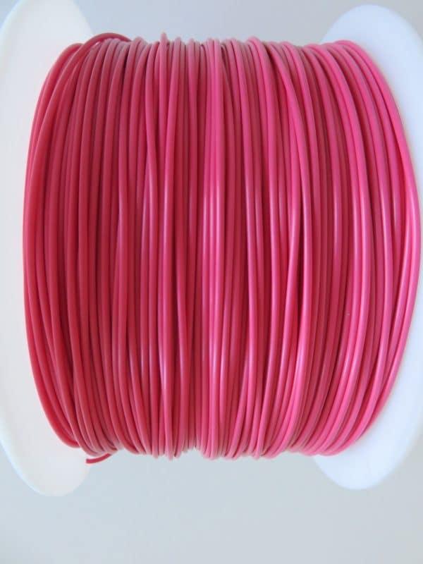 Aurarum PLA 3D Printer Filament - Pink 2.85mm 1Kg