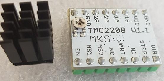 MKS TMC2208 Super Silent Stepper driver