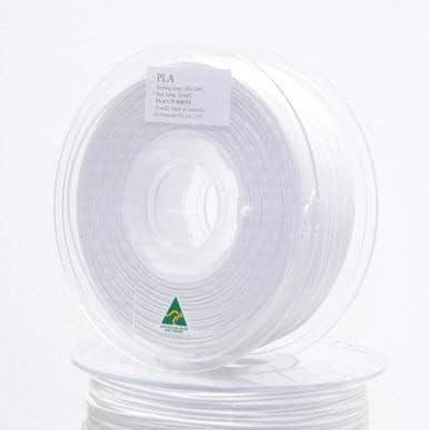 Aurarum PA (Nylon) 3D Printer Filament - White 1.75mm 1Kg