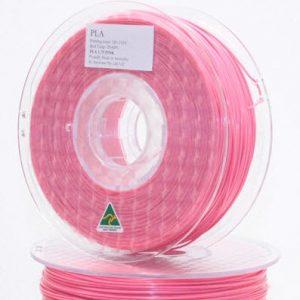 Aurarum PLA 3D Printer Filament – Pink 1.75mm 1Kg