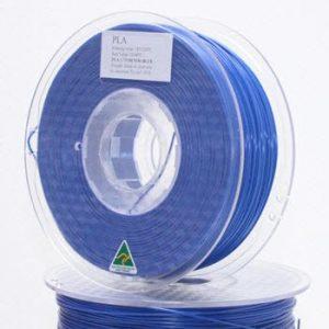 Aurarum PLA 3D Printer Filament – Denim Blue 1.75mm 1Kg
