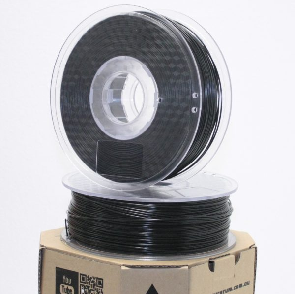 Aurarum PETG 3D Printer Filament - Black 1.75mm 1Kg