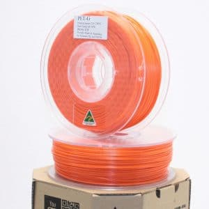 Aurarum PETG 3D Printer Filament – Orange 1.75mm 1Kg