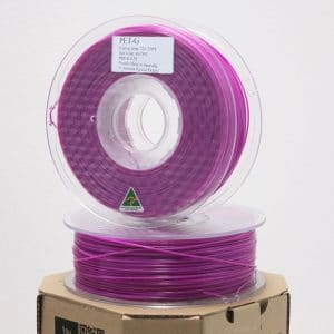 Aurarum PETG 3D Printer Filament – Purple 1.75mm 1Kg